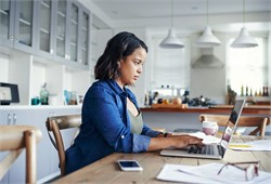 Stay productive and connected while working from home